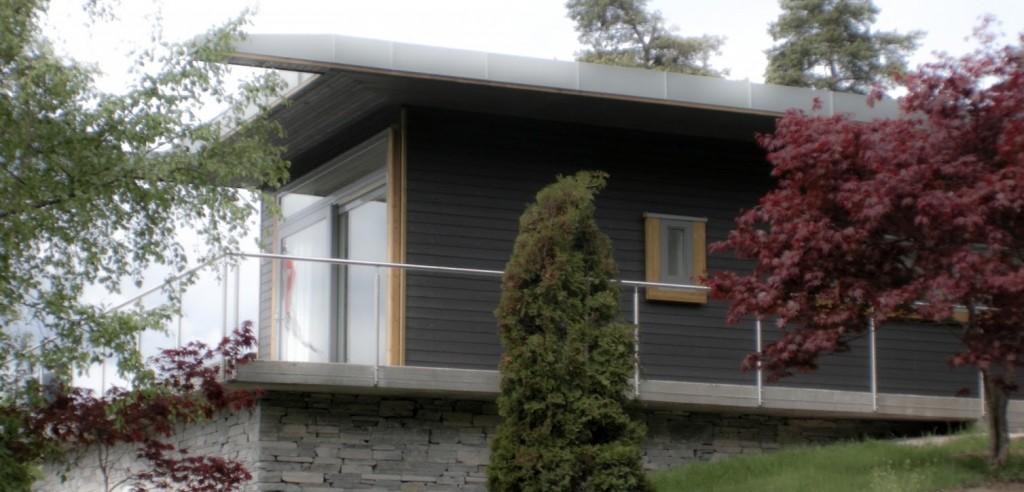 Arkitektegnet hytte Rødtangen Hurum