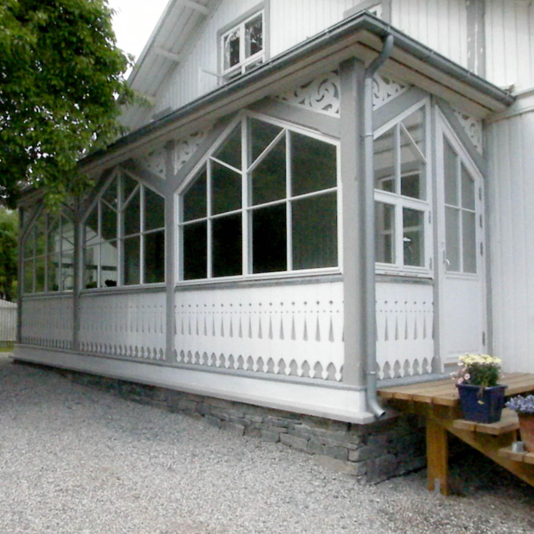 Malmøya – Totalrehabiliteringsprosjekt